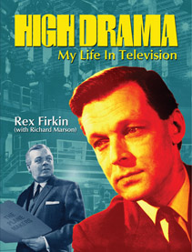 "The cover of the ""High Drama"""